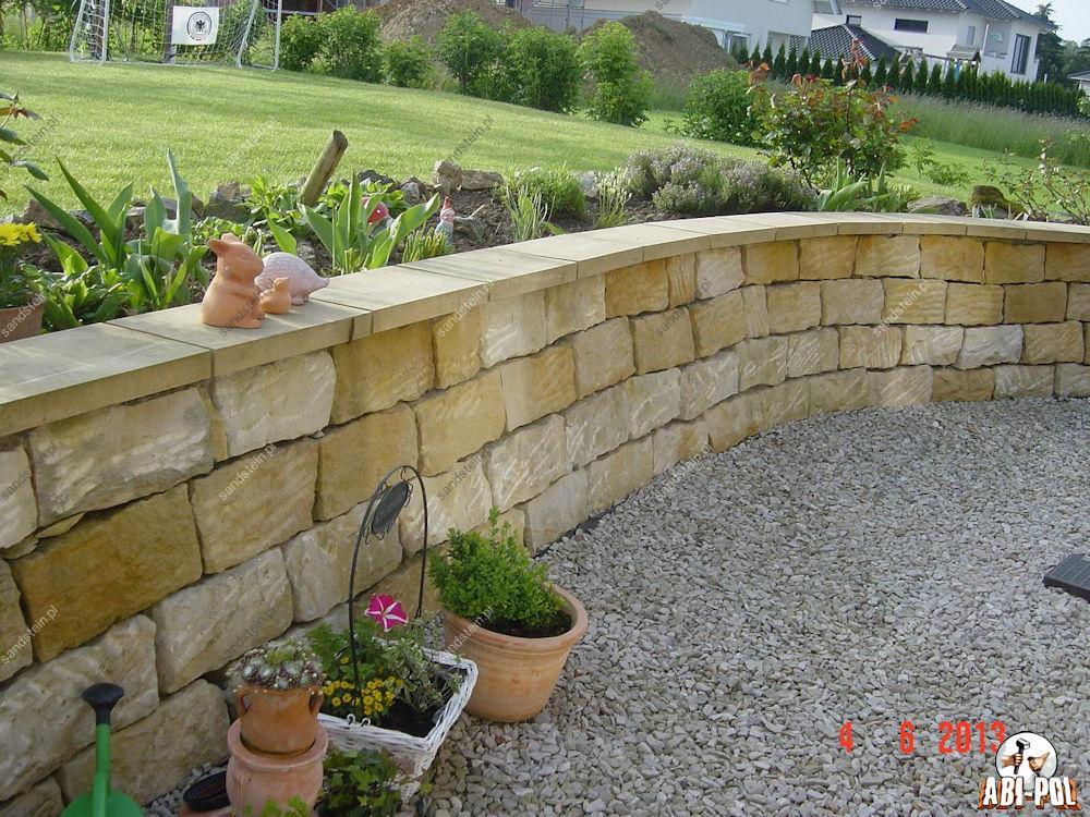 Gartengestaltung - Gartengestaltung mit sandstein ...