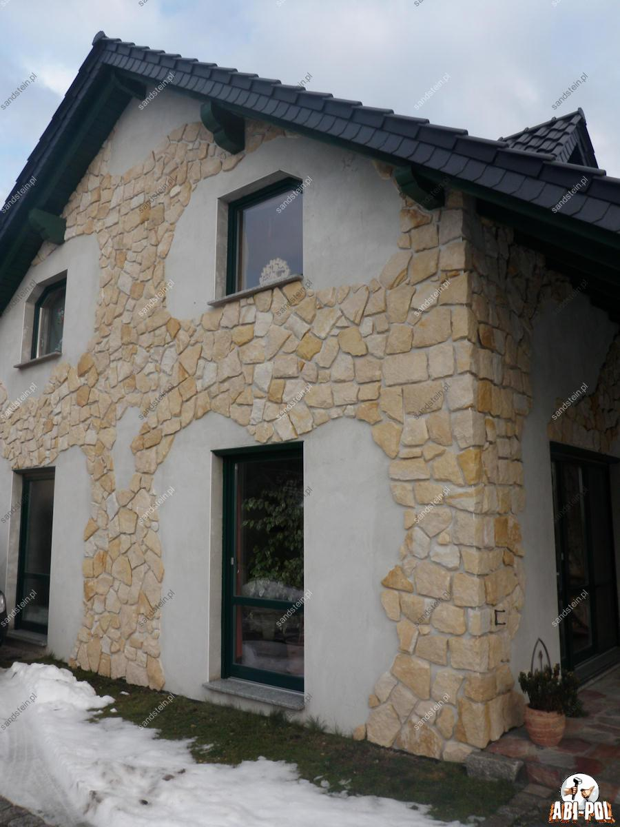 polygonale sandsteinverblender. Black Bedroom Furniture Sets. Home Design Ideas